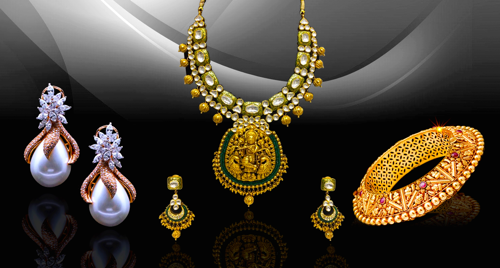 Gold Jewellers in old Faridabad, Top 5 jewellers in Faridabad, Best jewellers in Faridabad, India